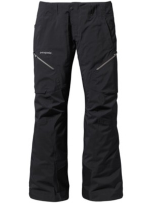 Patagonia Untracked Pants black w / drifter grey Gr. S
