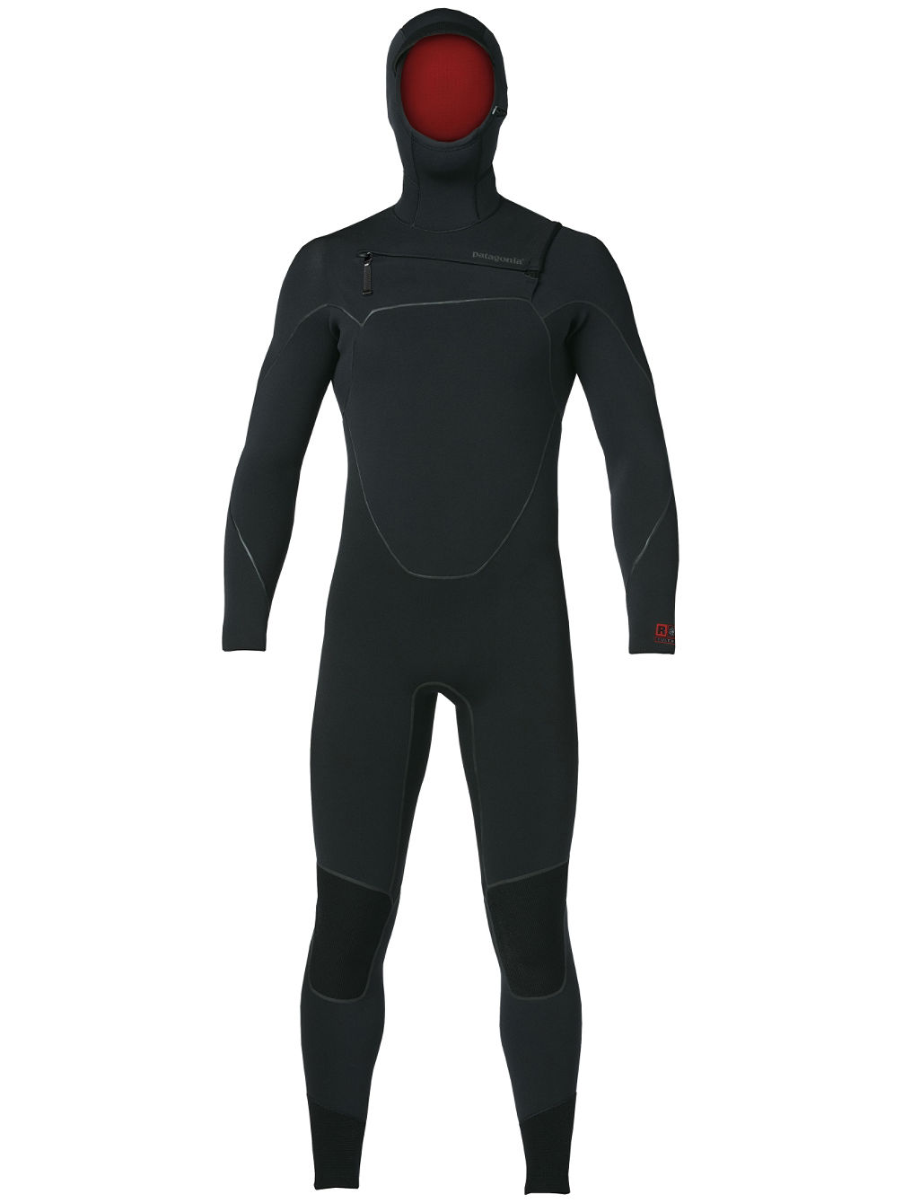 R4 Yulex Front Zip Hooded Wetsuit