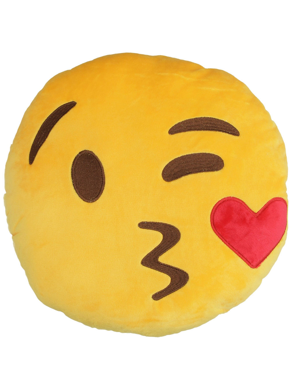 Emoji Pillows Kissy