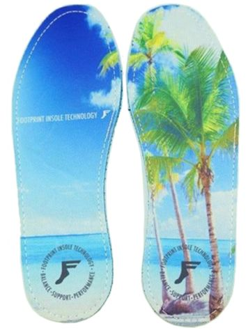 Footprint Beach High Profile Kingfoam Insoles