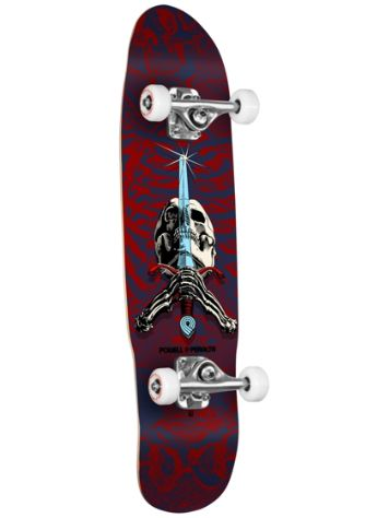"Powell Peralta Mini Skull & Sword 8 "" Cruisers Complete"