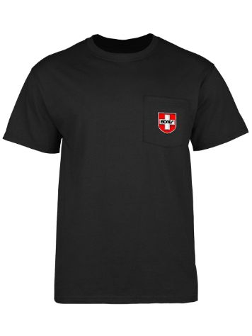 Bones Bearings Swiss Shield Pocket T-Shirt