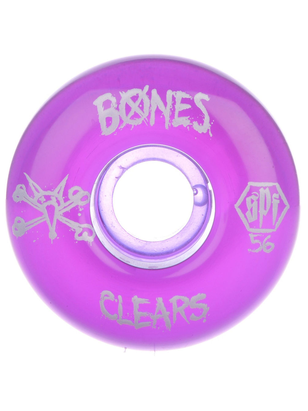 Spf Clears 84B P2 58mm Wheels