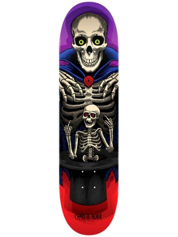 "Powell Peralta Charlie Blair Magician Popsicle 8.25"" Skate"