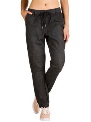 Volcom Painterly Jogger Jeans vintage black Gr. S