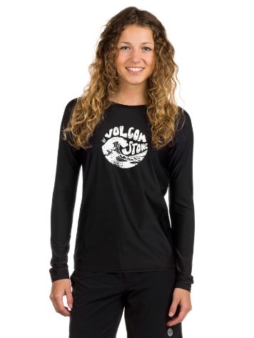 Volcom Simply Solid Lycra LS