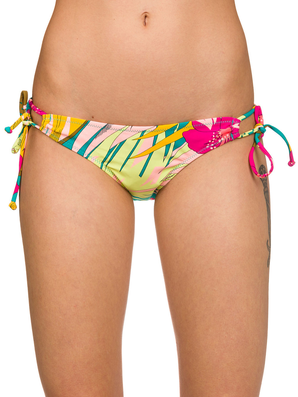 Hot Tropic Full Bikini Bottom
