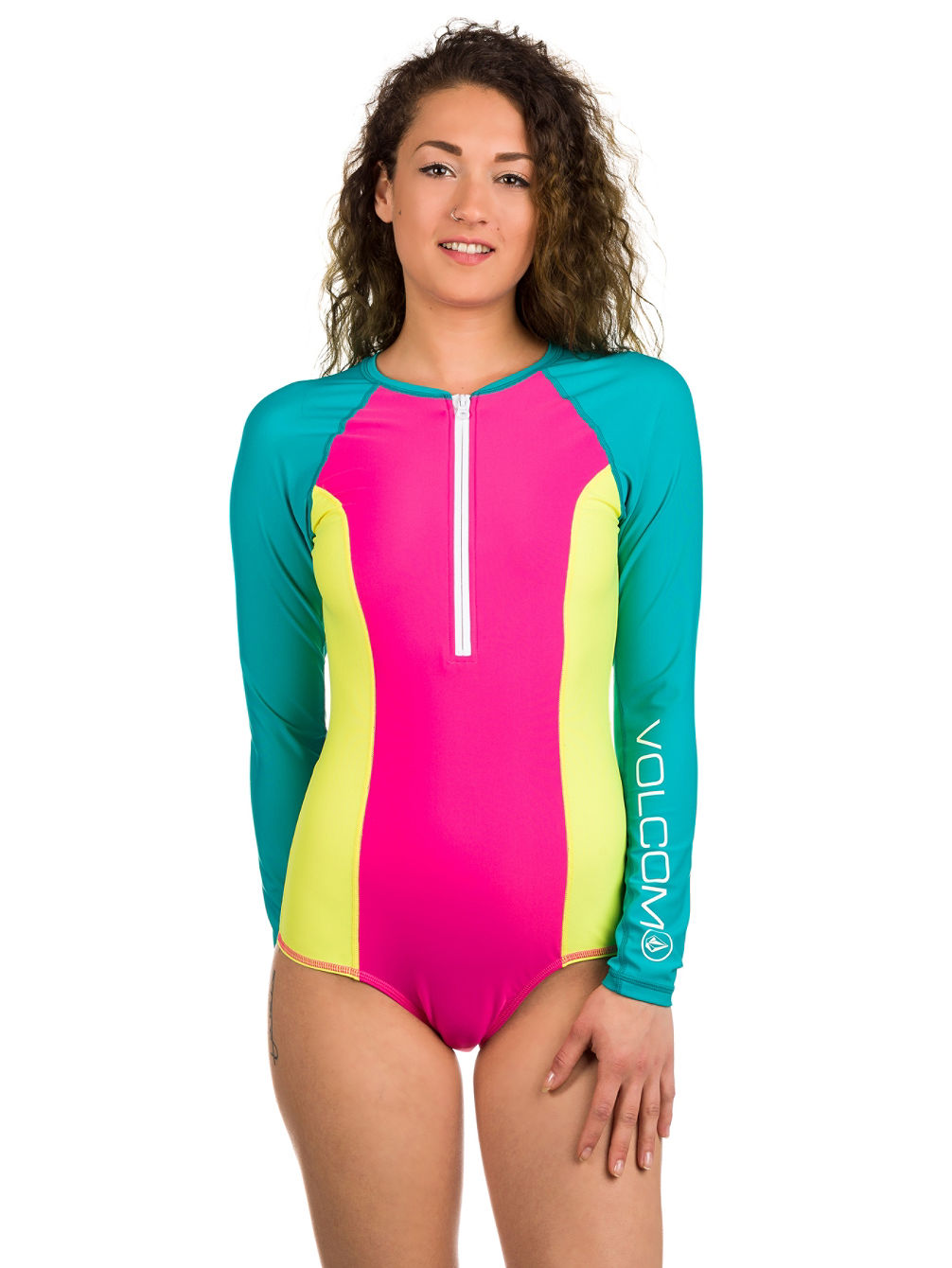 b3d40f0bc2 Buy Volcom Simply Solid Bodysuit online at blue-tomato.com