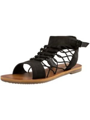 Volcom Caged Bird Sandals Women black Gr. 7.0 US