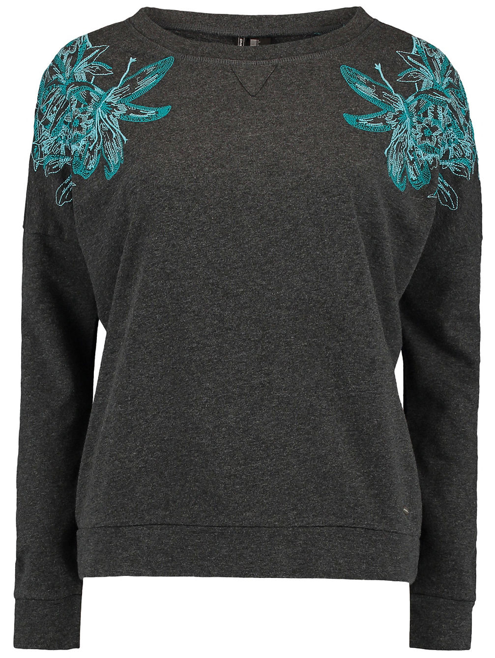 Lace Crew Sweater