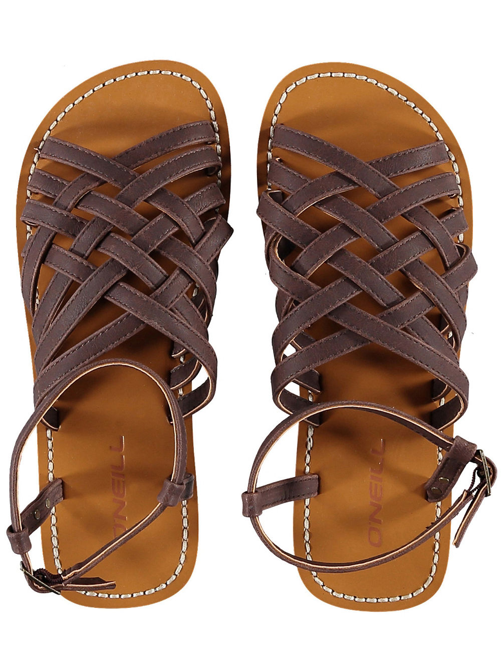 Braided Sandals Women