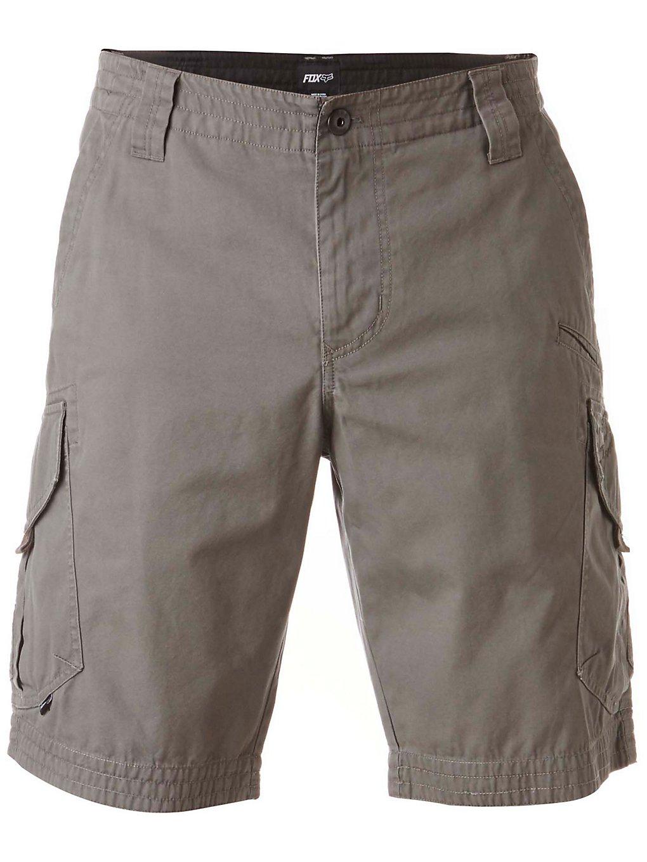 Fox Slambozo Cargo Shorts gunmetal