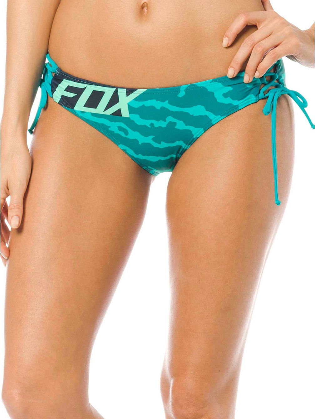 Firing Lace Up Side Tie Bikini Bottom