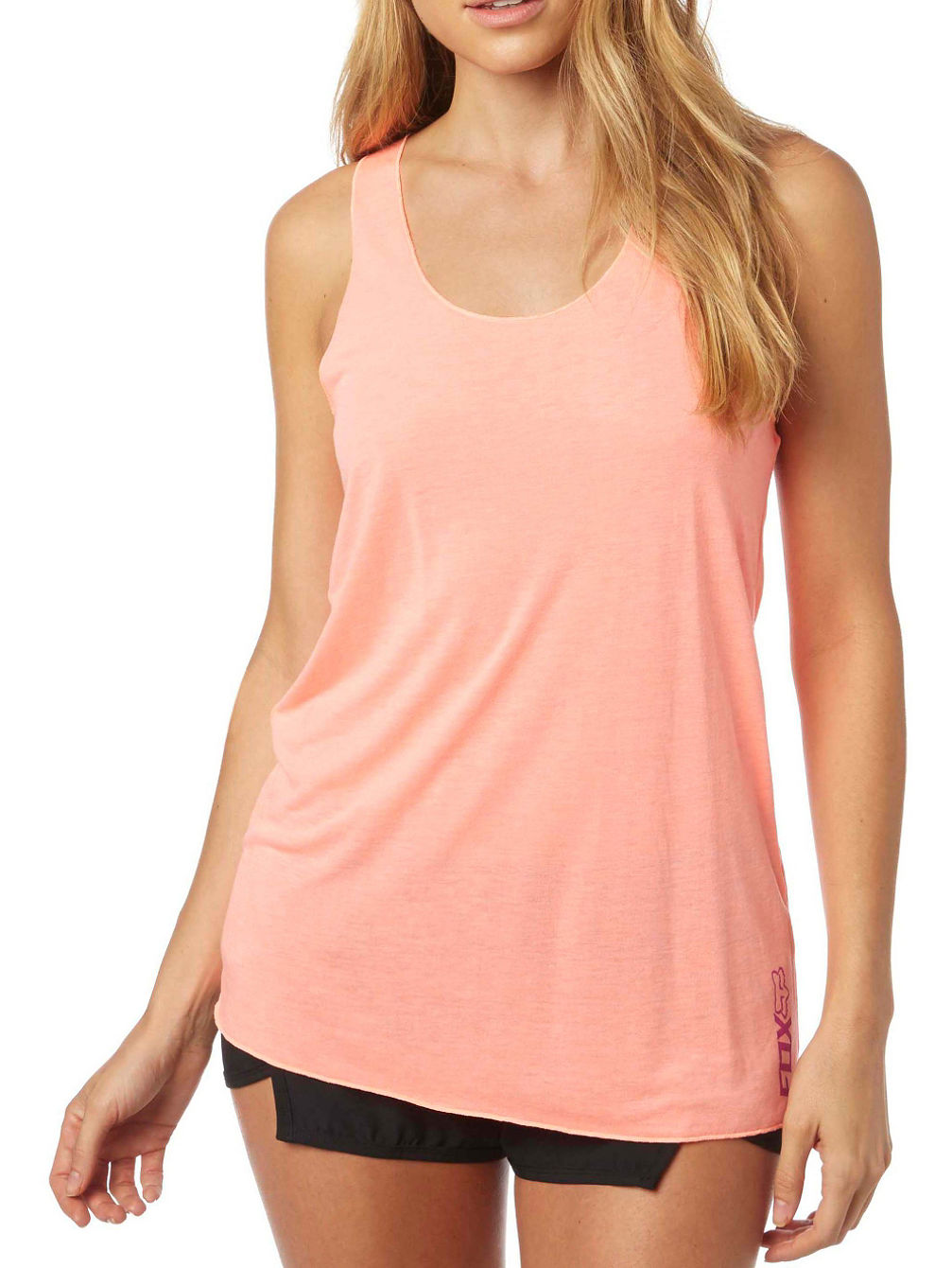 Miss Clean Racer Tank Top