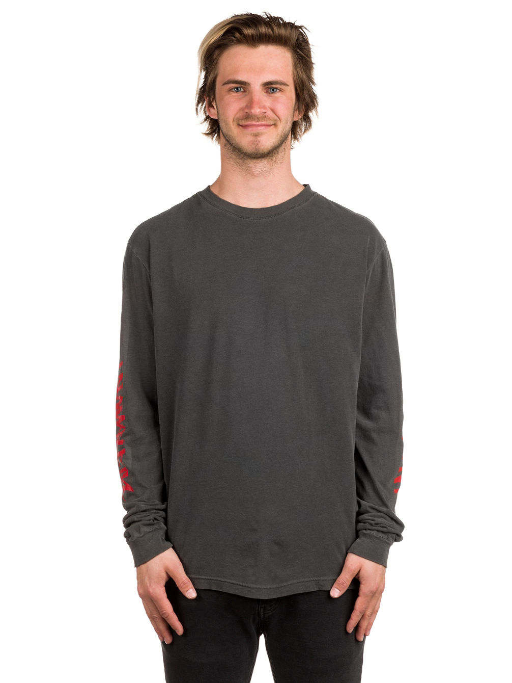 One Liner Sleeves T-Shirt LS