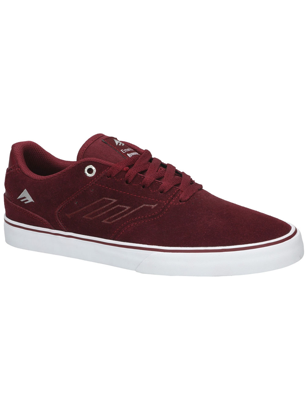 The Reynolds Low Vulc Skate Shoes