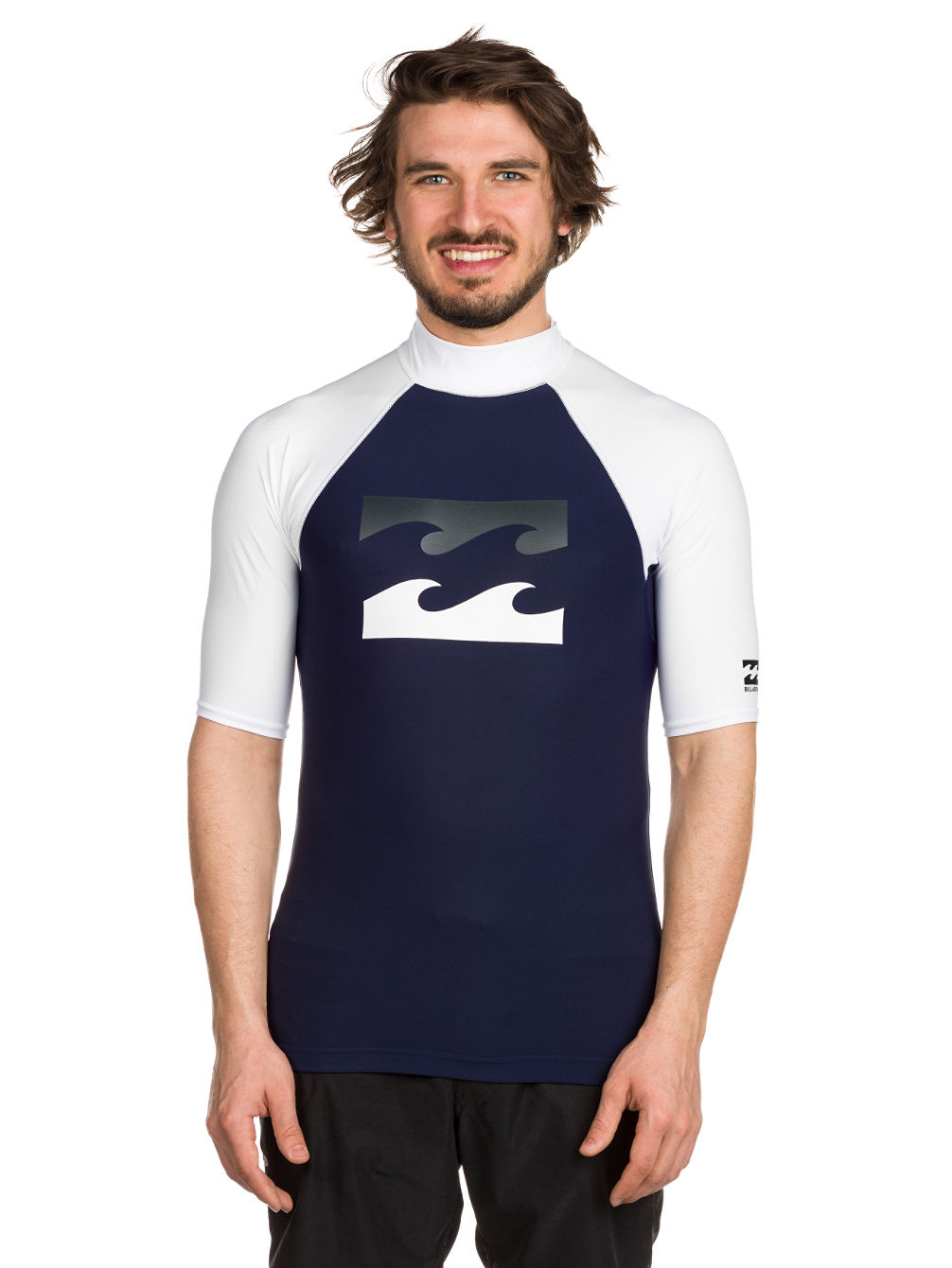 Team Waves Rash Guard