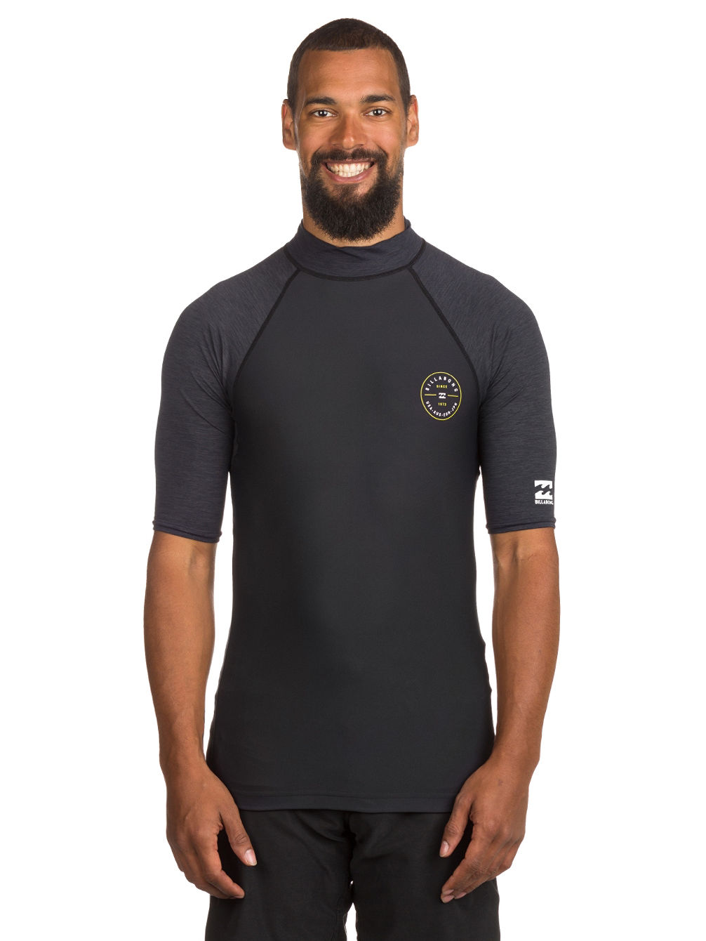 Rotor Raglan Rash Guard