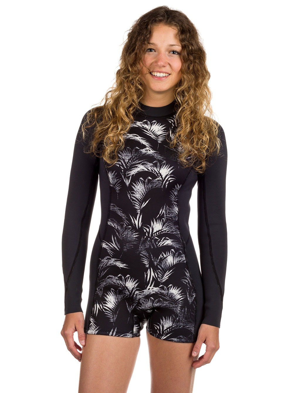 Surf Capsule Spring Fever LS Wetsuit