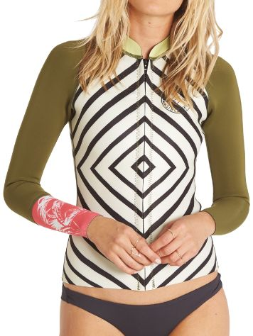 Billabong Surf Capsule Peeky Rash Guard LS