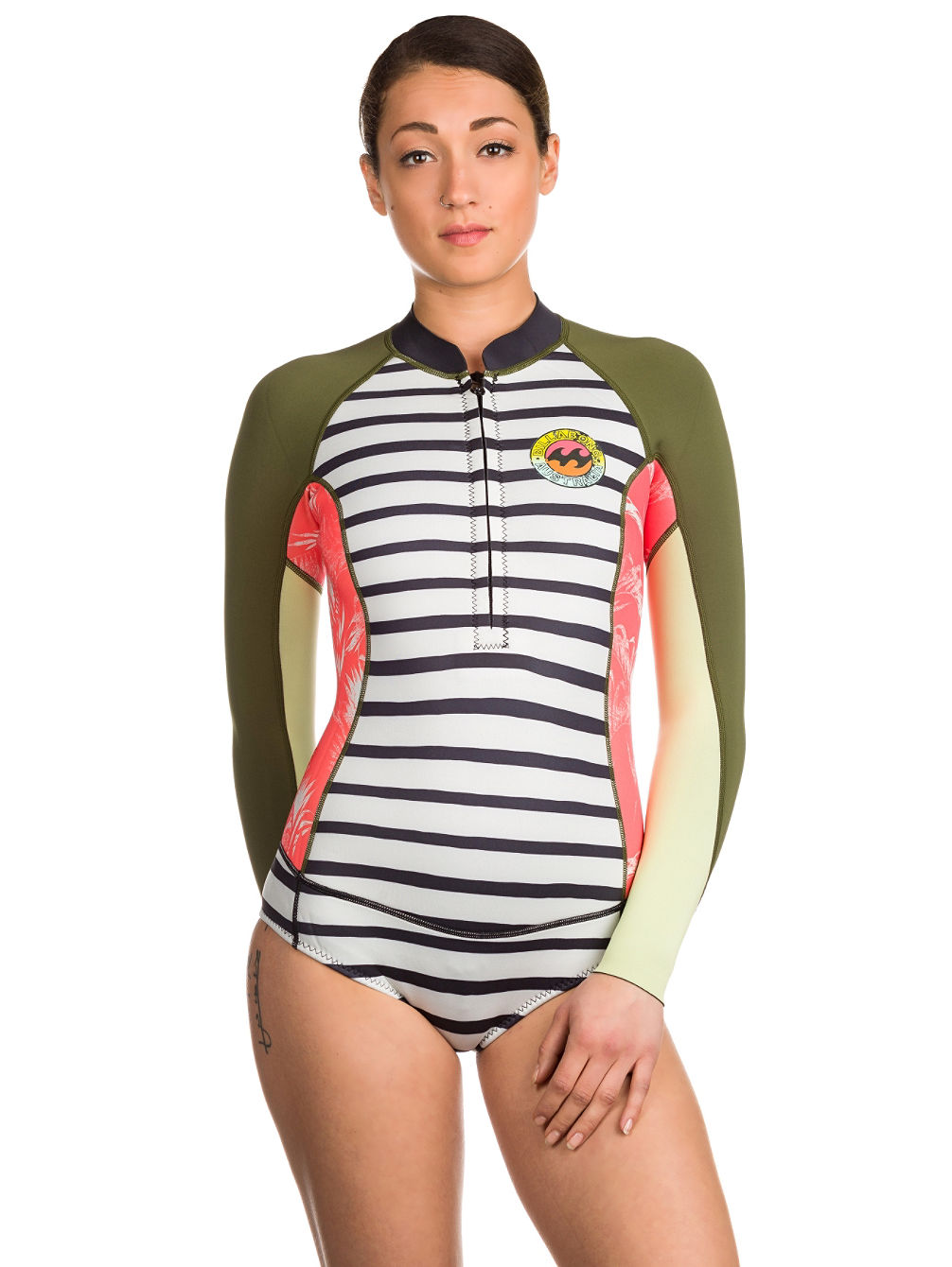 Surf Capsule Salty Dayz LS Wetsuit