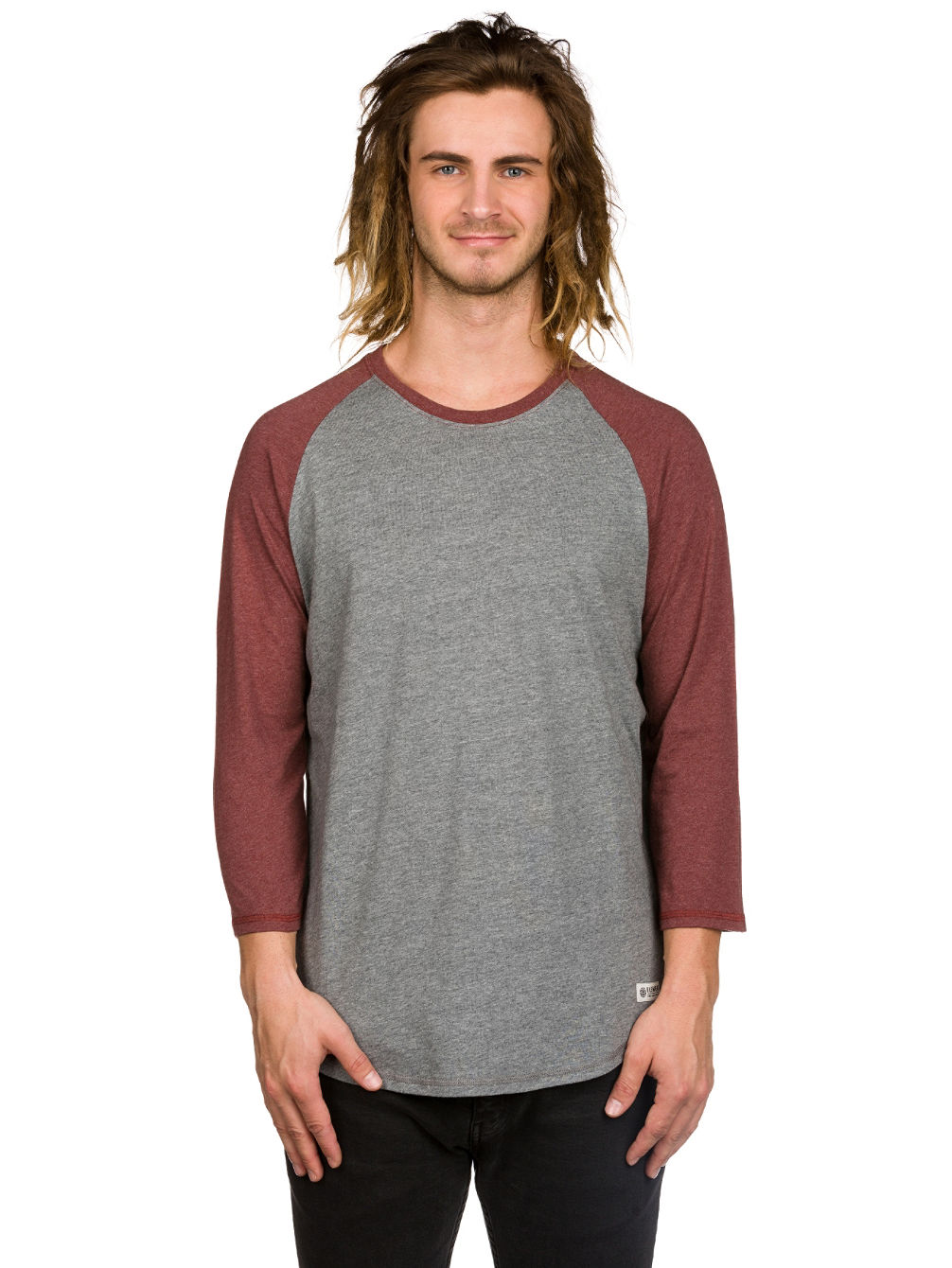Basic Raglan T-Shirt LS