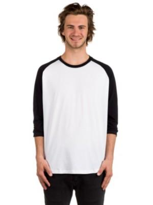 Element Basic Raglan T-Shirt LS optic white Gr. L