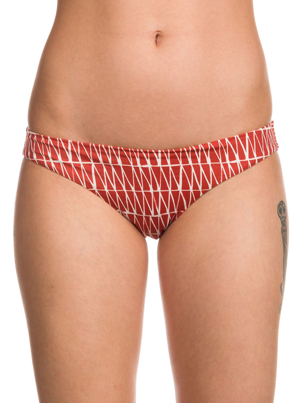 Triangle Row Cheeky Bikini Bottom