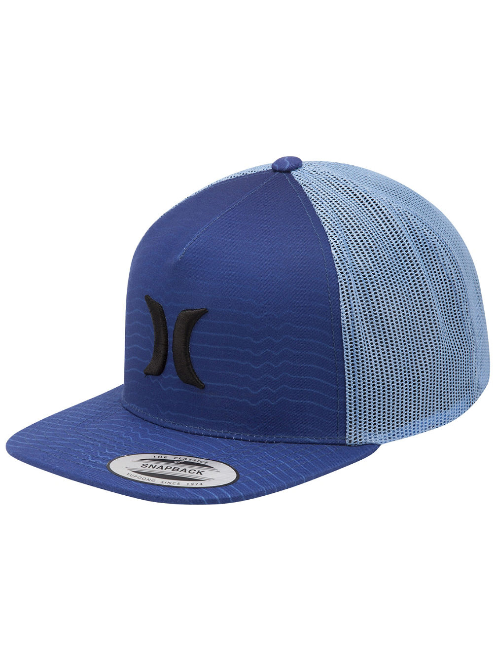 Buy Hurley Block Party Speed Trucker Cap online at blue-tomato.com 80d8a2437fba