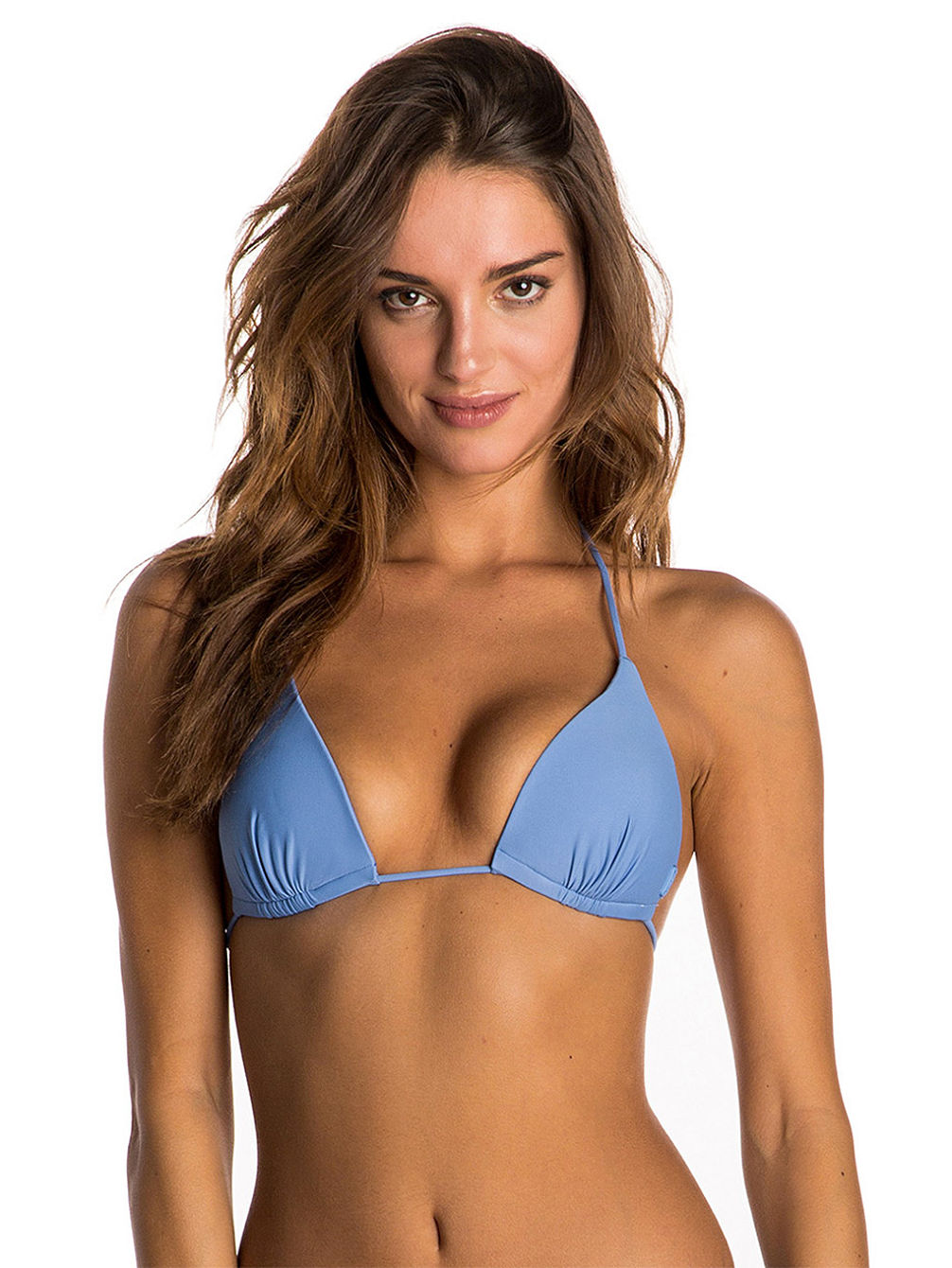 Sun And Surf Moulded Triangle Bikini Top