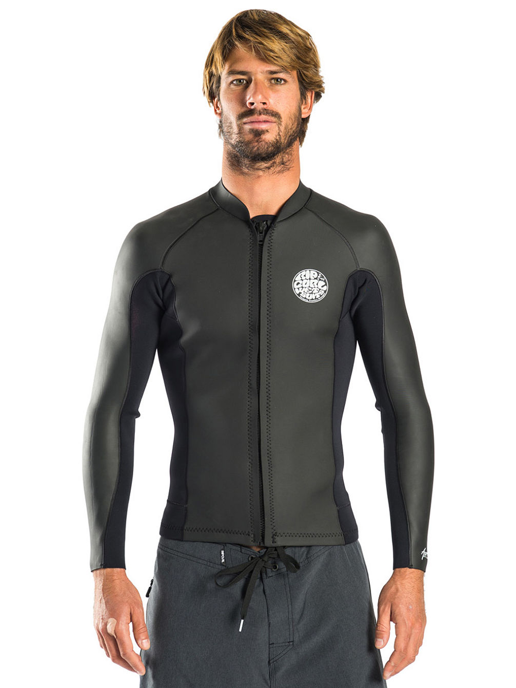 Aggro 1.5mm Rash Guard LS