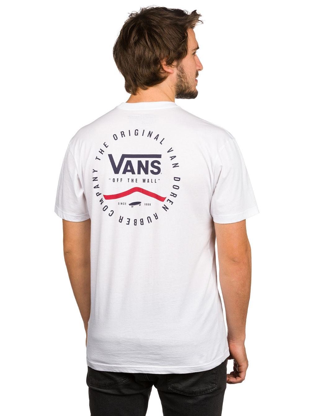 a4ba2ced52 Buy Vans Original Rubber Co T-Shirt online at Blue Tomato