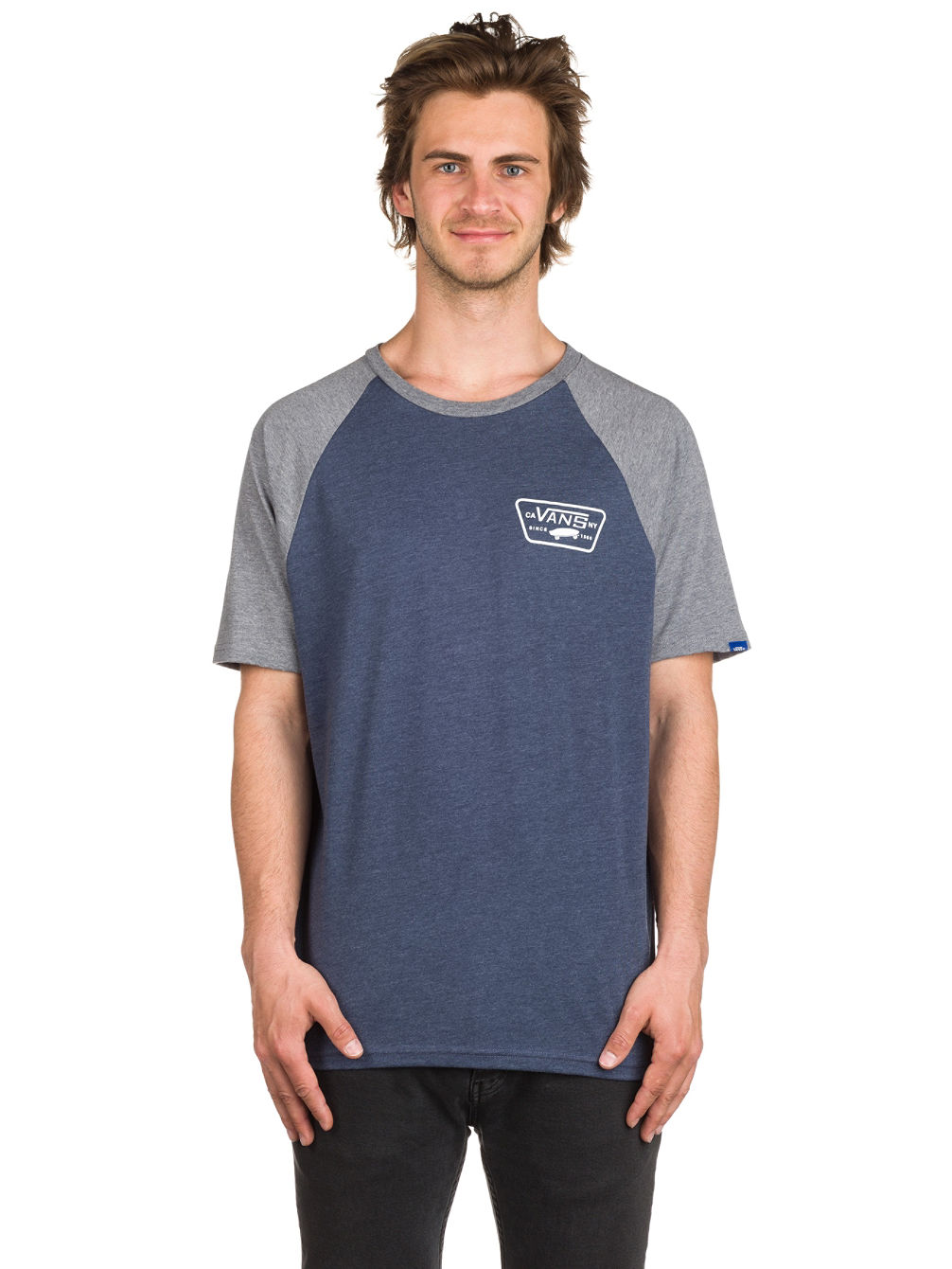 Full Patch Raglan T-Shirt