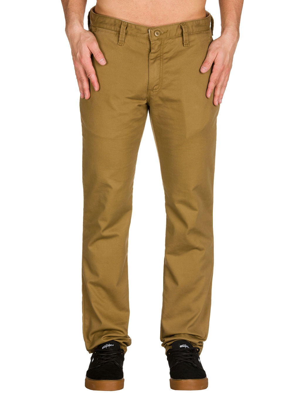 55c8712d09 Authentic Chino Stretch Pants