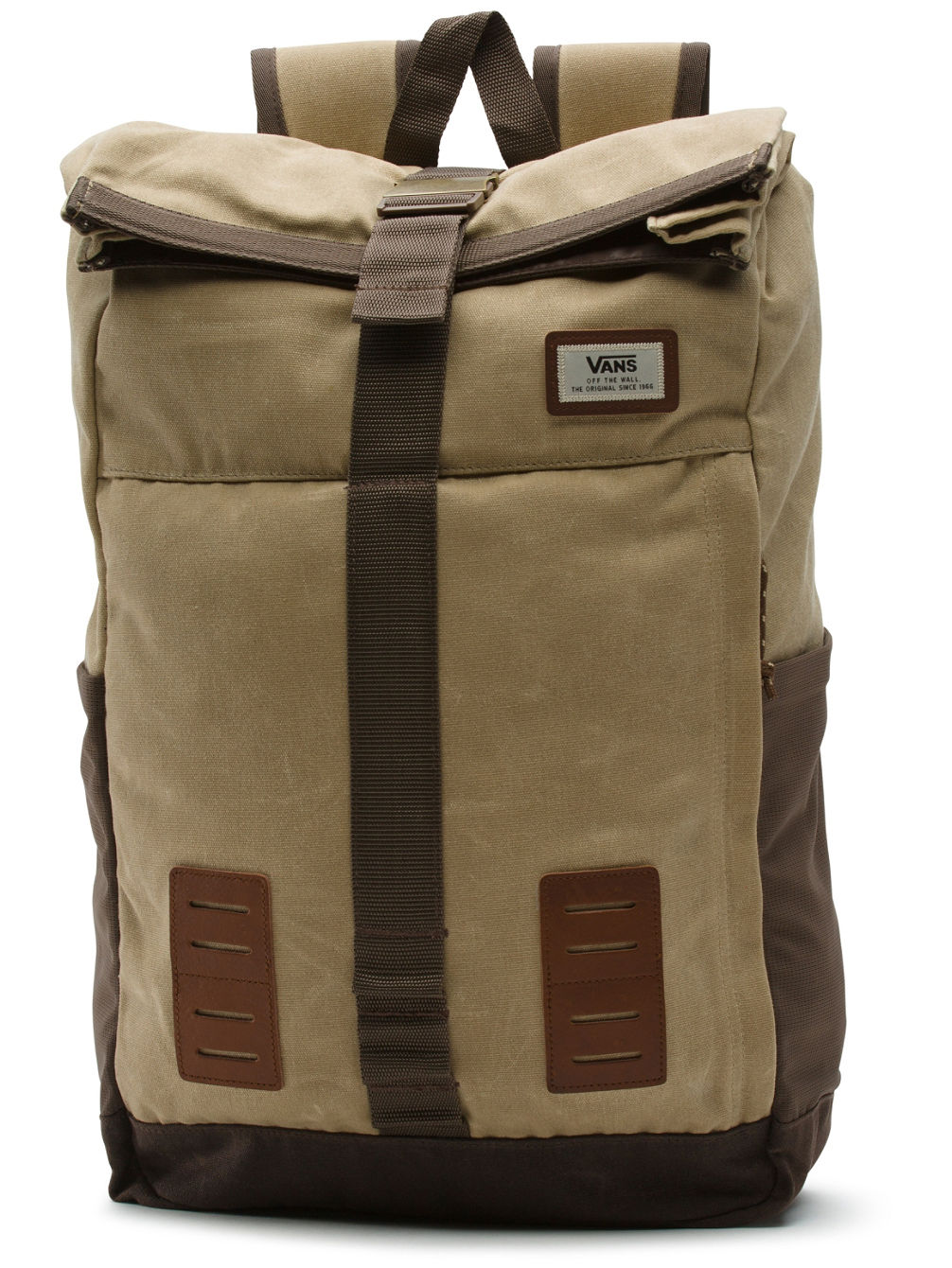 Vans Plot Roll Top Backpack