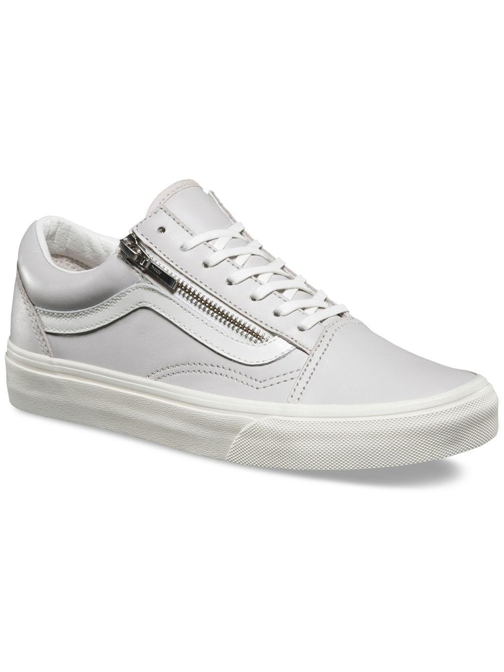 e127f77404 Buy Vans Leather Old Skool Zip Sneakers online at Blue Tomato