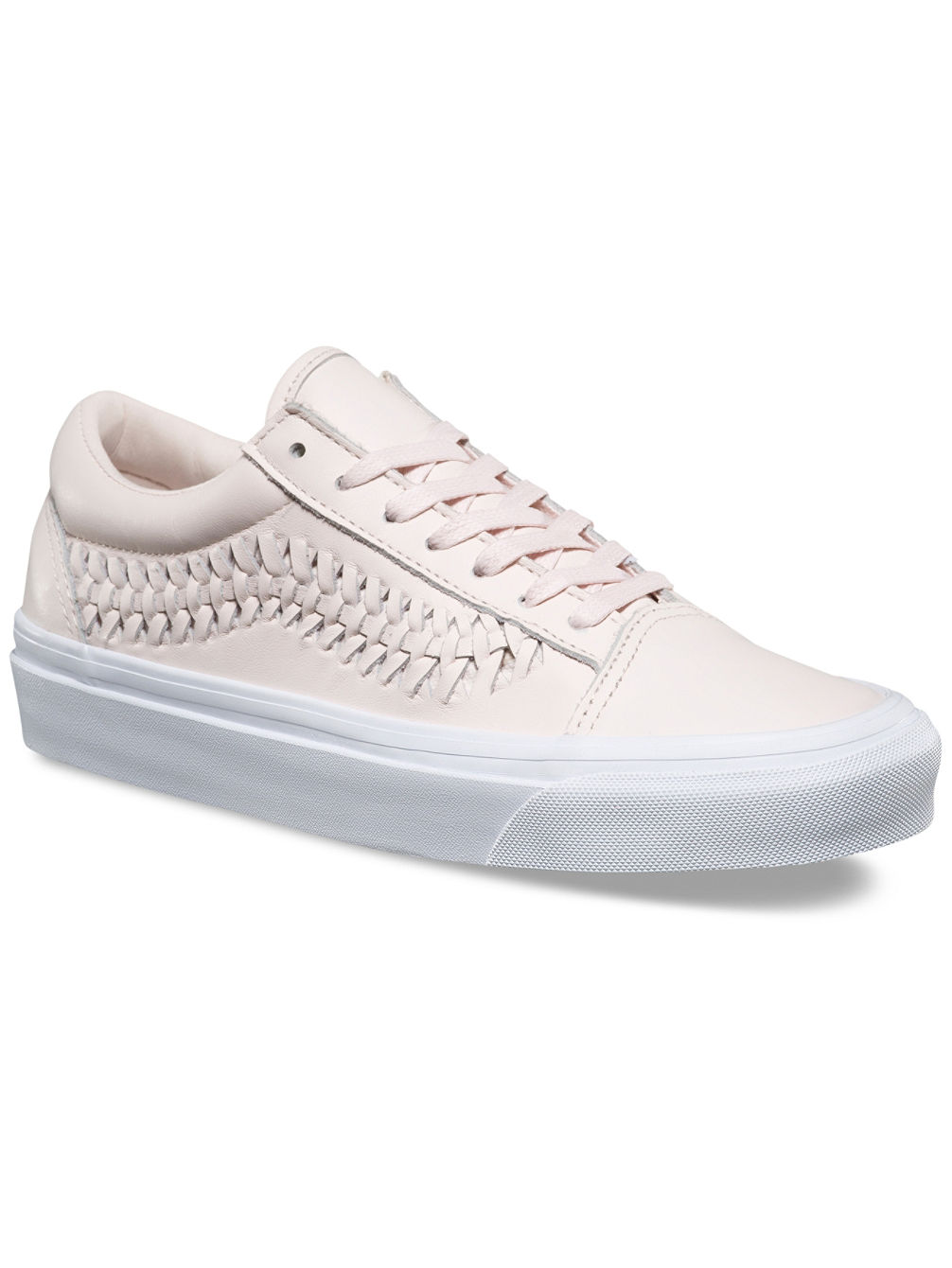 2218a4bd68e559 Buy Vans Leather Old Skool Weave Dx Sneakers online at blue-tomato.com