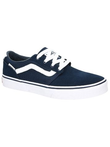 Vans Suede & Canvas Chapman Stripe Sneakers