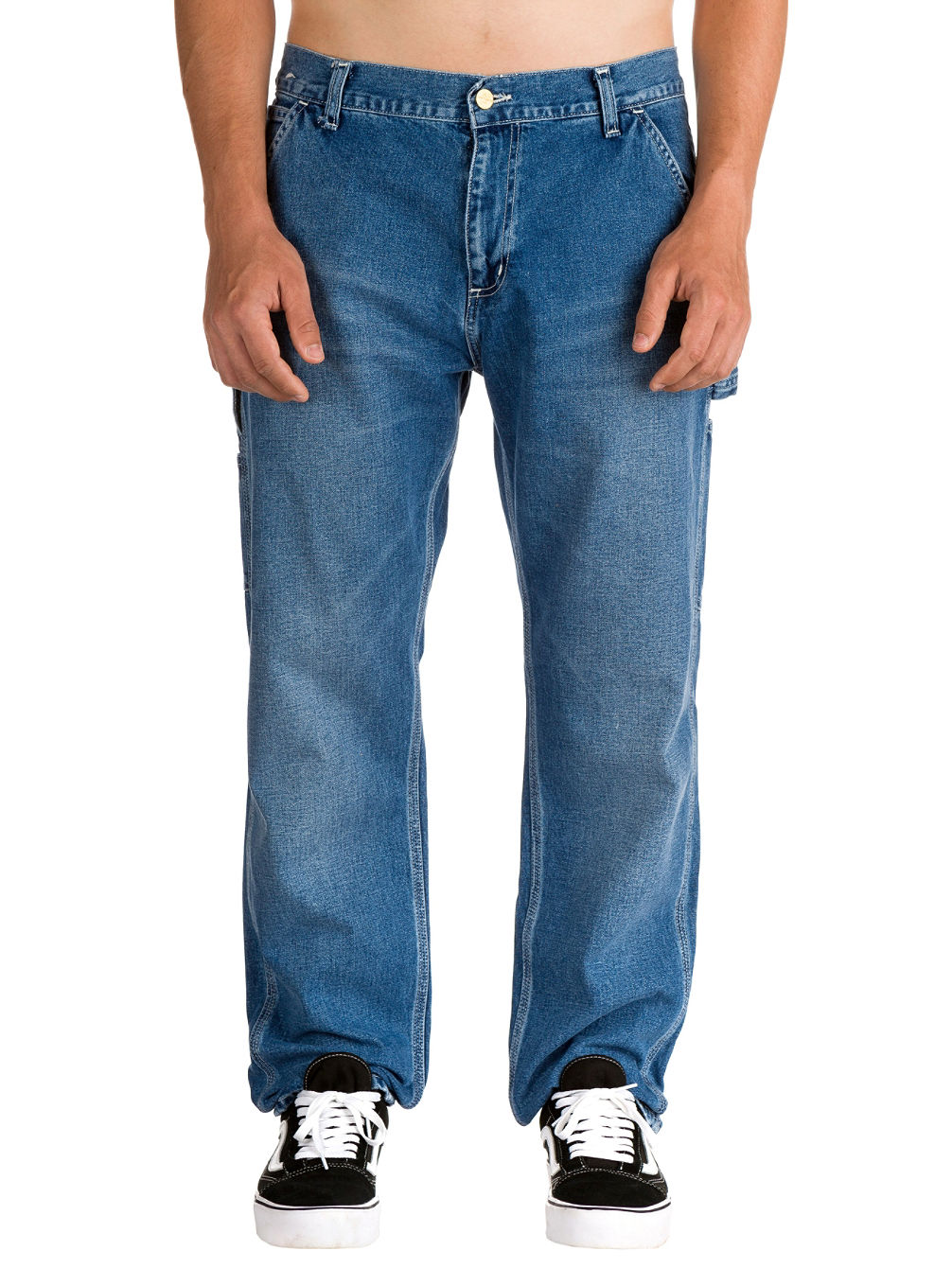 Ruck Single Knee Jeans