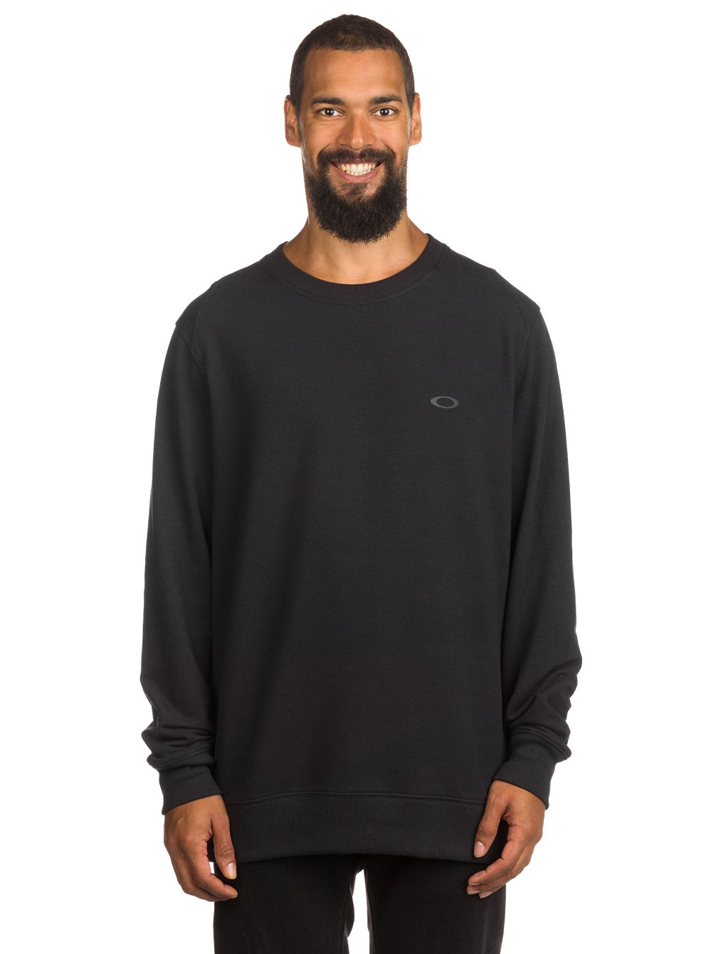 Icon Crew Fleece Sweater