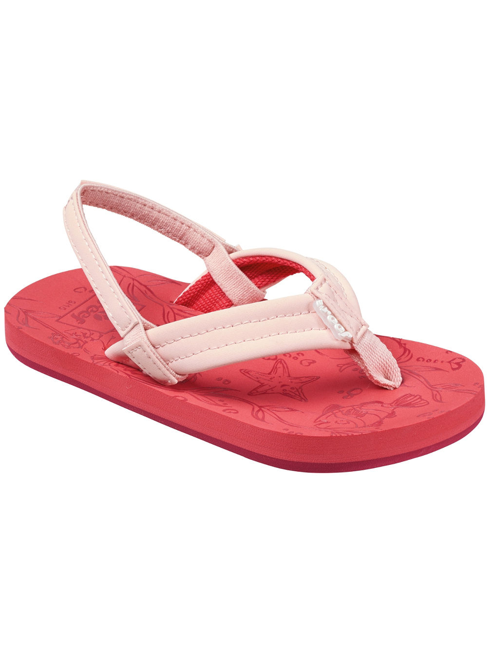 7c5e598cf341 Buy Reef Little Footprint Sandals Girls online at Blue Tomato