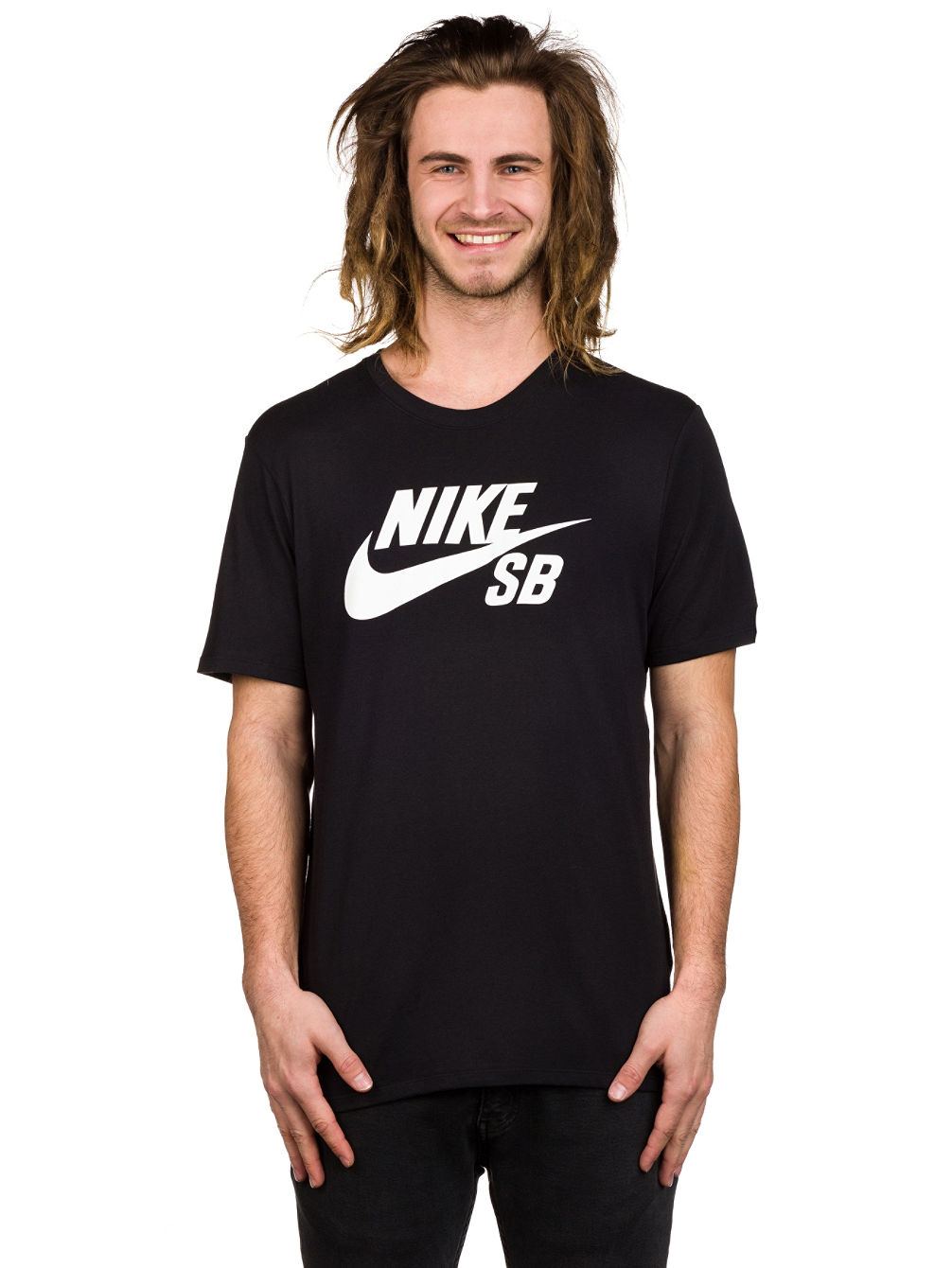 ec400639 Buy Nike SB Logo T-Shirt online at Blue Tomato