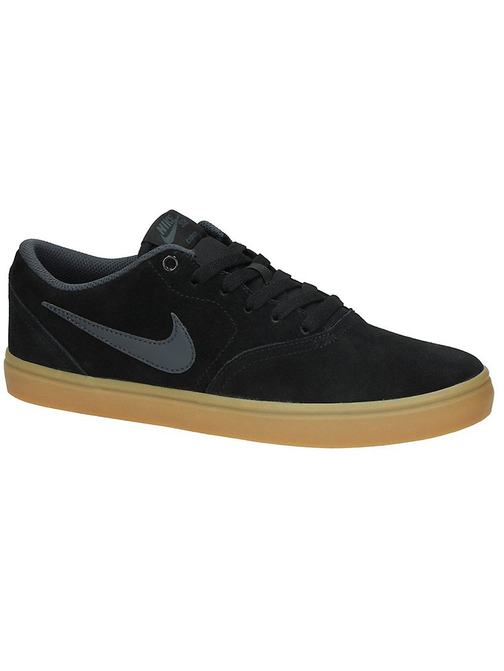 the latest f72aa c7a49 Nike SB Check Solarsoft Skate Shoes
