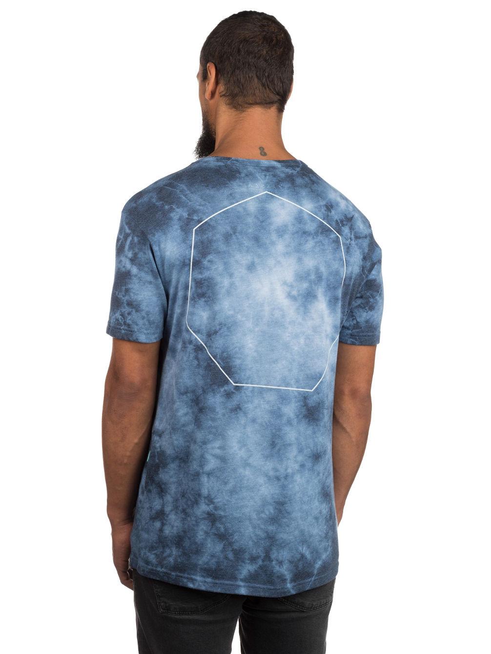Compra Vissla Free Range Tie Dye Camiseta en línea en blue-tomato.com f95ad5b7e4473