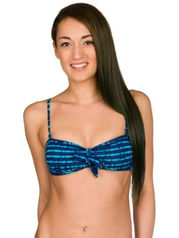Roxy Pop Swim Bandeau Bikini Top