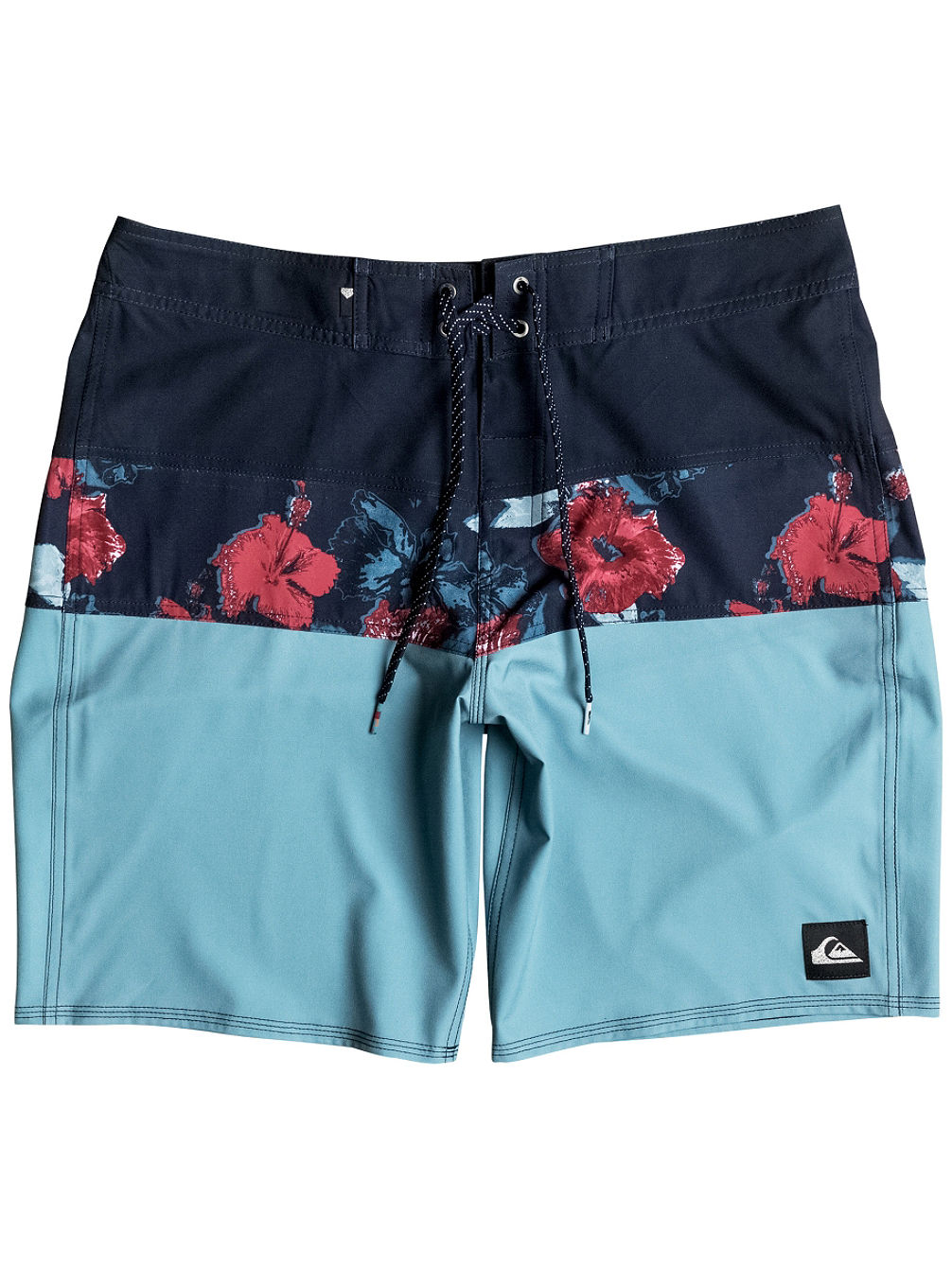 Panel Blocked Vee 19 Boardshorts