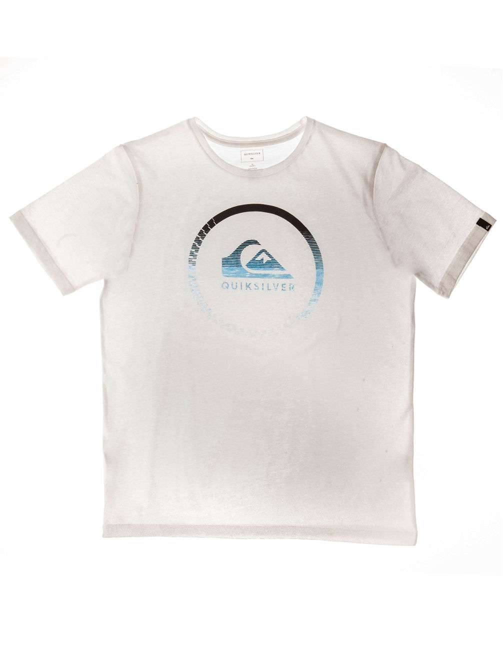 quiksilver momentum t shirt jungen online kaufen bei blue. Black Bedroom Furniture Sets. Home Design Ideas