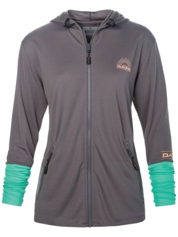 Dakine Freedom Front Zip Hooded Lycra LS