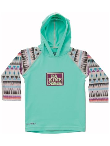 Dakine Hooded Lycra LS Toddlers Girls