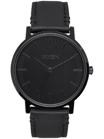 Nixon The Porter Leather Montre